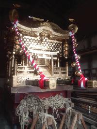 大神輿の写真