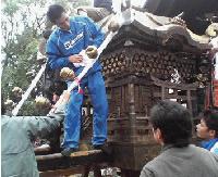大神輿の写真2