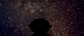 星を見上げて