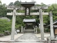 大隅神社門