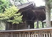 大隅神社本殿