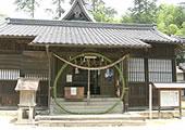 高野神社写真
