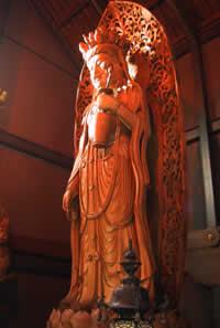 十一面観世音菩薩像