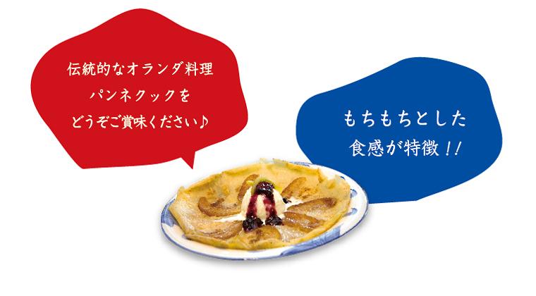 パンネクックサラダ