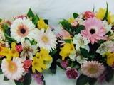 卒業式のお花承ります☆☆