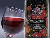 ボジョレーヌーボー2006ジョルジュ ディブッフのワイン