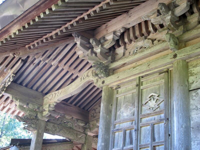 諏訪神社(勝田郡勝央町河原) -...