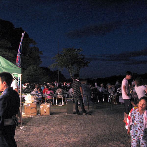 ごんご祭り 2010 in 鶴山公園