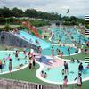勝北総合スポーツ公園プールです。