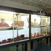 歴史民俗館と観光センター周辺のお雛様