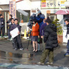 映画「ホルモン女」撮影風景【お食事処 高倉編】