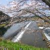 嵯峨井堰・嵯峨用水【さら山地区】