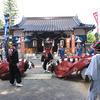 高田神社の秋まつり