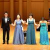 音楽祭9月24日4人の若手ピアニストによるピアノの響宴の報告