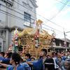 2011年徳守神社の秋祭りの様子です。