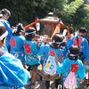 白加美神社の秋まつり