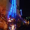【2011年】津山市沼のイルミネーションです。