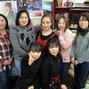 2012年2月のイナバ化粧品店の様子