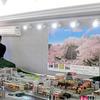 旧扇形機関車庫内に「津山街なみ展示室」が完成!