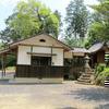 久保(ひさやす)神社 (旧久米町)