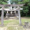 上賀茂神社(津山市原字荒神)