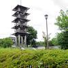 県指定史跡 久米廃寺(くめはいじ)跡