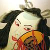 立原位貫「亀治郎名場面浮世絵」展・・・4代目市川猿之助襲名記念・・・