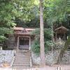 河井神社(津山市加茂町)