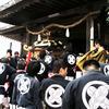 2012年 美作総社宮の秋祭りがありました。