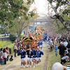 新野まつり(岡山県重要無形民俗文化財)