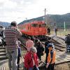 2012年11月10日スローライフ列車の旅(美作加茂駅)