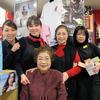 2012年12月7日のイナバ化粧品店内
