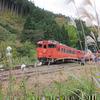 2012年11月10日スローライフ列車の旅(美作河井駅)
