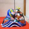 歌舞伎を演じる土人形たち展