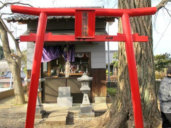 榎稲荷神社(横山)