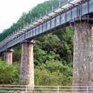 旧津山扇形機関車庫 「津山鉄道遺産1」