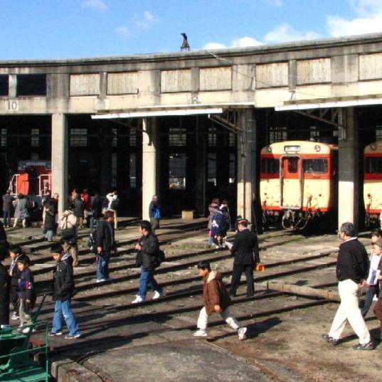 津山の鉄道資産について
