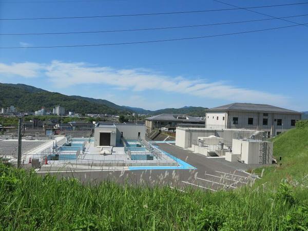 小田中浄水場