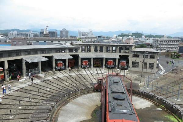 まなびの鉄道館「来館者10万人達成記念イベント」