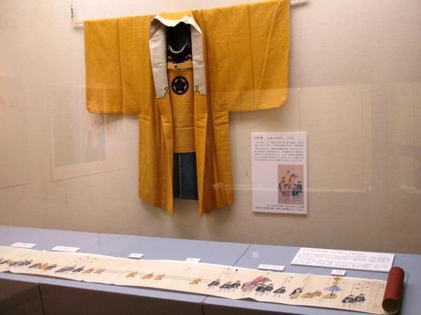 平成28年度 津山郷土博物館特別展「江戸での火消行列図」