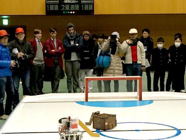 第22回つやまロボットコンテスト国際大会