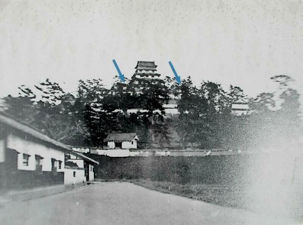 多門櫓(津山城)概要