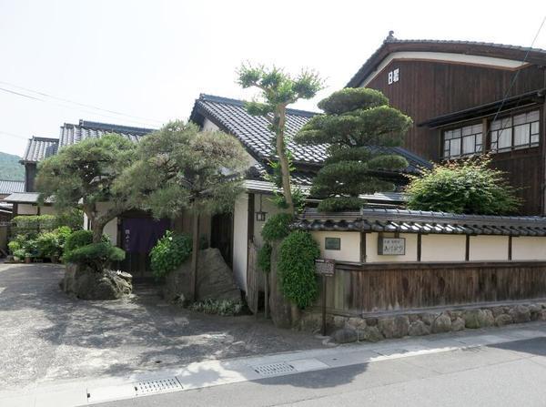 あけぼの旅館(文化庁 登録有形文化財)