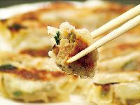 津山黒豚餃子