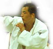 柔道 長尾選手 練習風景