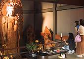 仏像の大きさ
