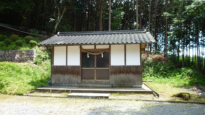 津山瓦版堀坂神社
