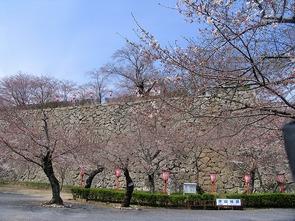 鶴山公園入場口