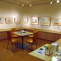 INCN親善大使イルカが描く絵本の原画展