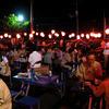 椿高下東町内会の賑やかな納涼祭